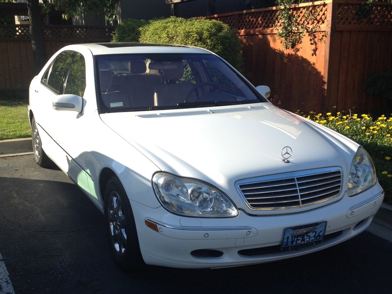 mercedes benz s 430 2001 for sale by owner in canoga