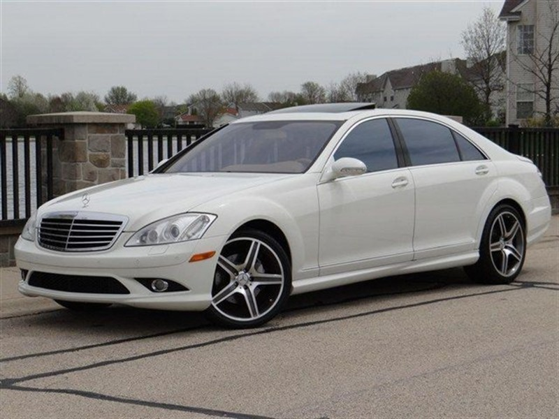 Mercedes benz s 550 2008 for sale by owner in livermore for Mercedes benz owners