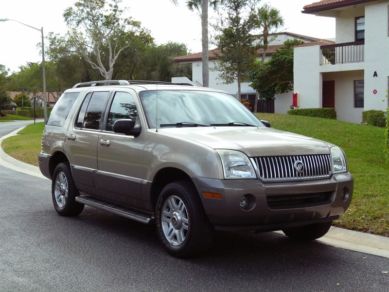 mercury mountaineer 2003 for sale by owner in boca raton fl 33433. Black Bedroom Furniture Sets. Home Design Ideas