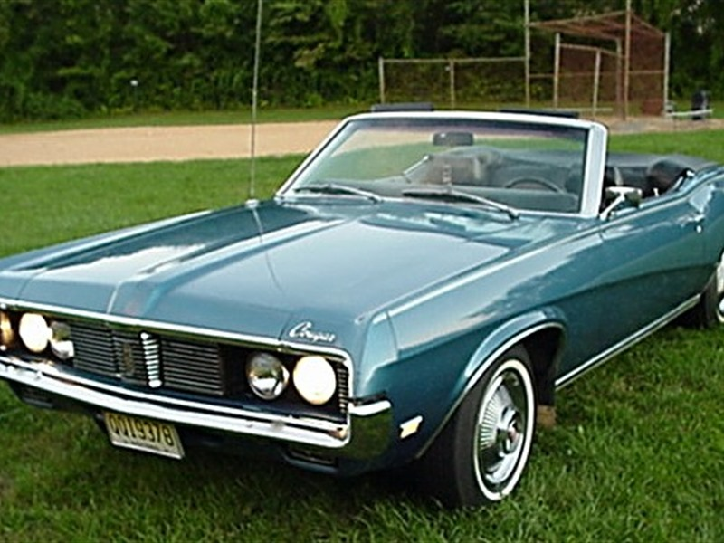 Mercury Cougar 1969 For Sale By Owner In Pompton Plains