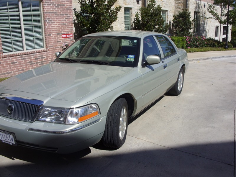 mercury grand marquis 2005 for sale by owner in dallas tx 75243. Black Bedroom Furniture Sets. Home Design Ideas