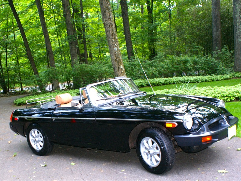 mg mgb 1979 for sale by owner in annandale nj 08801. Black Bedroom Furniture Sets. Home Design Ideas