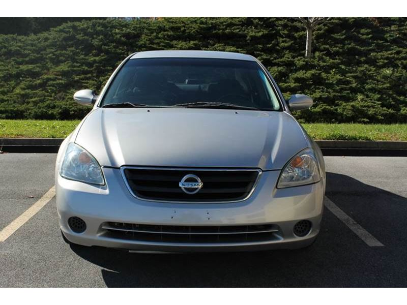 Nissan Altima 2002 For Sale by Owner in Maryland Line