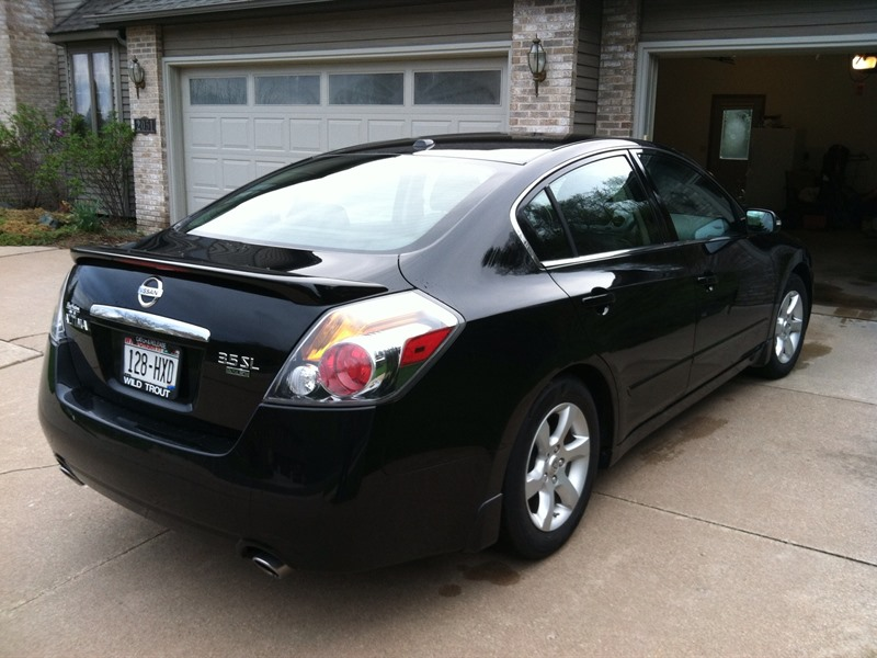 nissan altima 2007 for sale by owner in onalaska wi 54650. Black Bedroom Furniture Sets. Home Design Ideas