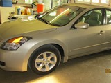 Nissan Altima for sale by owner