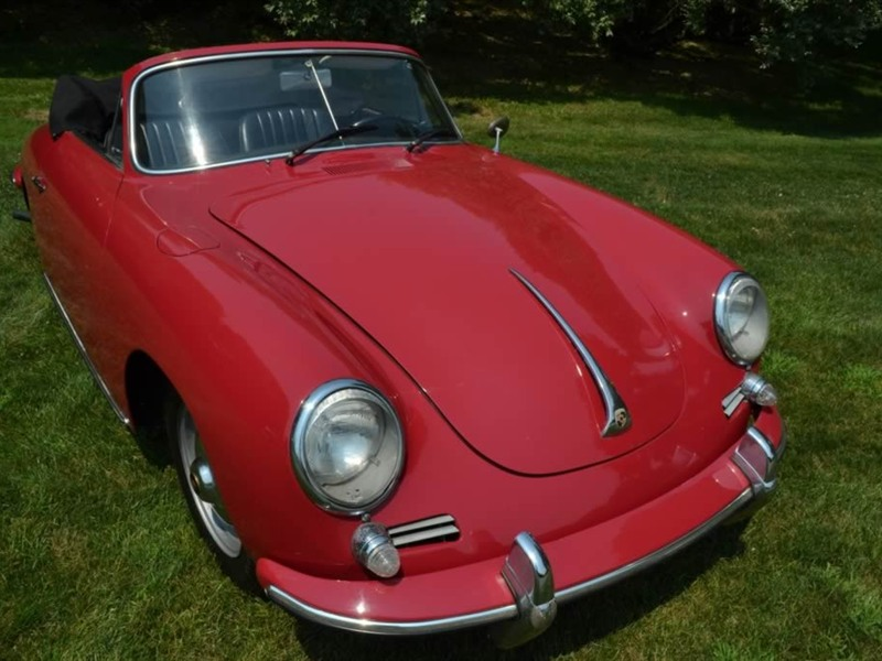 porsche 356 1962 for sale by owner in san antonio tx 78228. Black Bedroom Furniture Sets. Home Design Ideas
