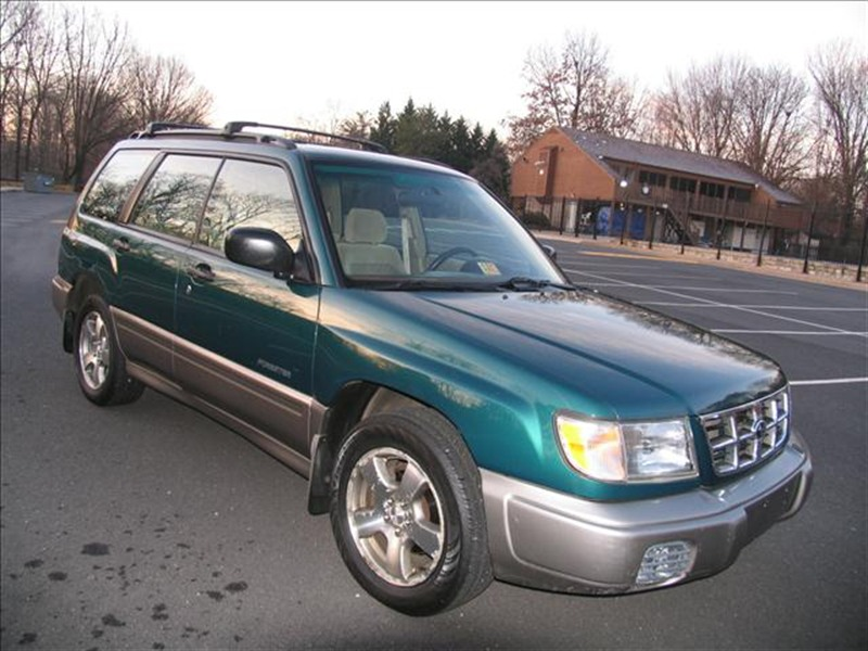 subaru forester s 1999 for sale by owner in albuquerque nm 87111. Black Bedroom Furniture Sets. Home Design Ideas
