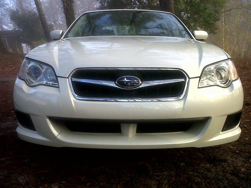 Used Subaru Legacy Selected