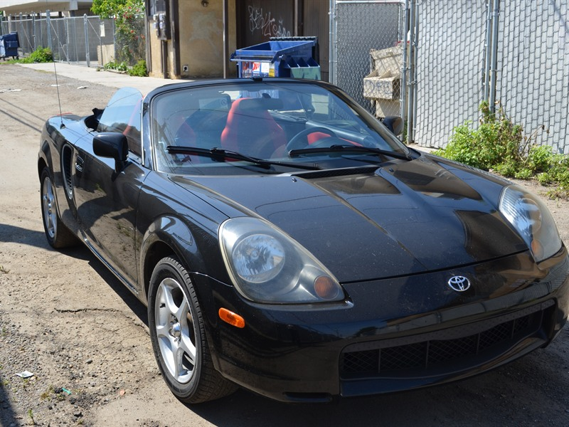 toyota sr2 spyder 2000 for sale by owner in fresno ca 93726. Black Bedroom Furniture Sets. Home Design Ideas