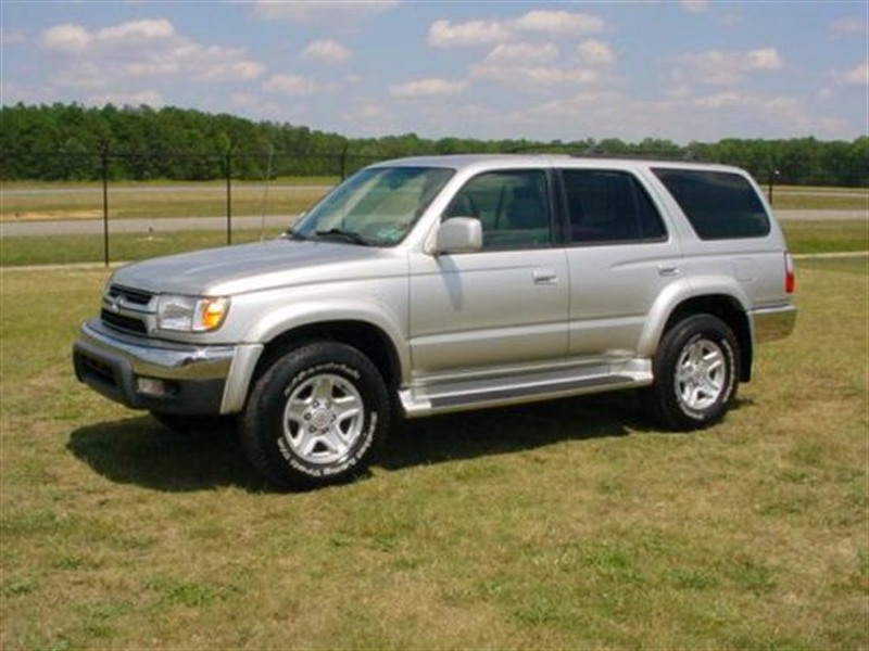 toyota 4runner 2002 for sale by owner in jackson tn 38305. Black Bedroom Furniture Sets. Home Design Ideas
