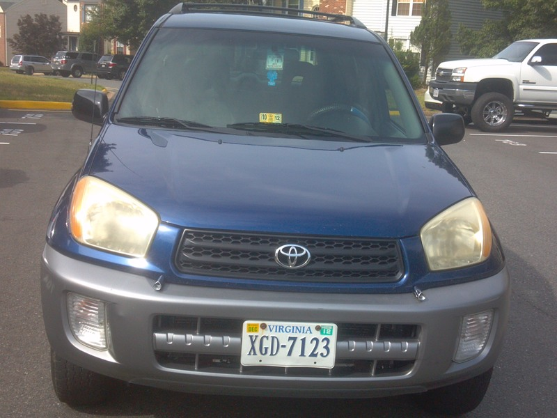 toyota rav4 2003 for sale by owner in stafford va 22554. Black Bedroom Furniture Sets. Home Design Ideas