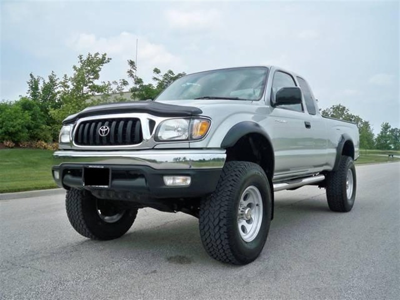 toyota tacoma 2003 for sale by owner in los angeles ca 90005. Black Bedroom Furniture Sets. Home Design Ideas