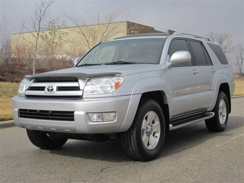 toyota 4runner 2004 for sale by owner in los angeles ca 90001. Black Bedroom Furniture Sets. Home Design Ideas