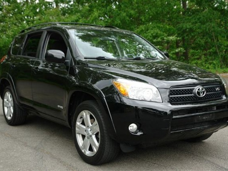 toyota rav4 2007 for sale by owner in rolling meadows il 60008. Black Bedroom Furniture Sets. Home Design Ideas