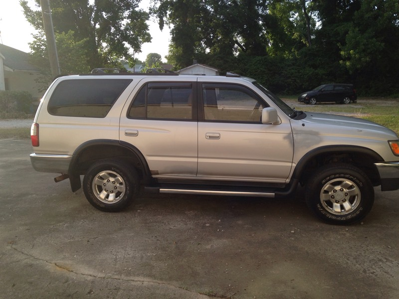 toyota 4runner 1997 for sale by owner in lancaster sc 29722. Black Bedroom Furniture Sets. Home Design Ideas