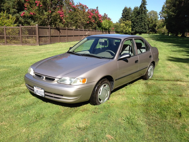 toyota corolla 1999 for sale by owner in san jose ca 95129. Black Bedroom Furniture Sets. Home Design Ideas