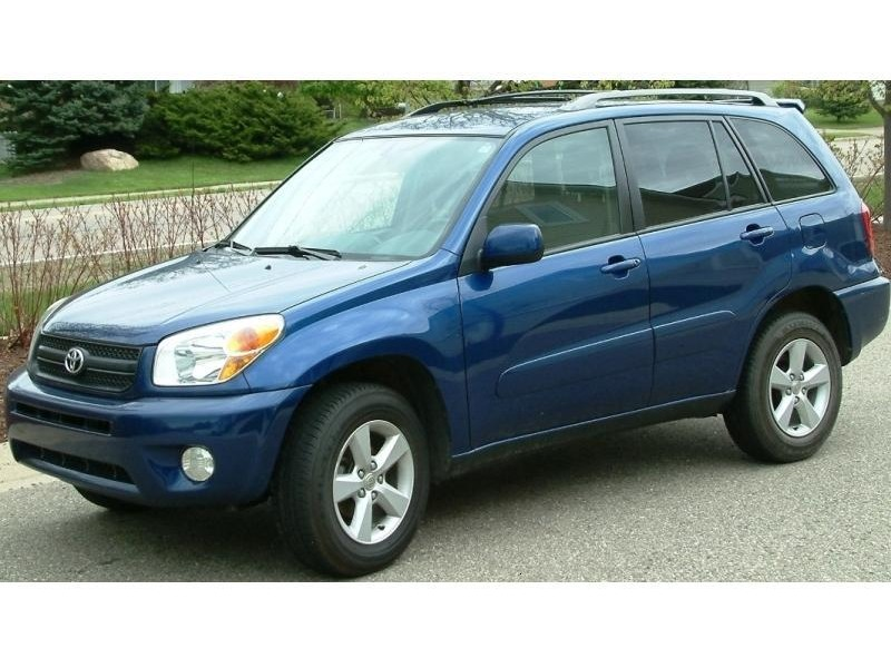 toyota rav4 limited 2005 for sale by owner in keego harbor mi 48320. Black Bedroom Furniture Sets. Home Design Ideas