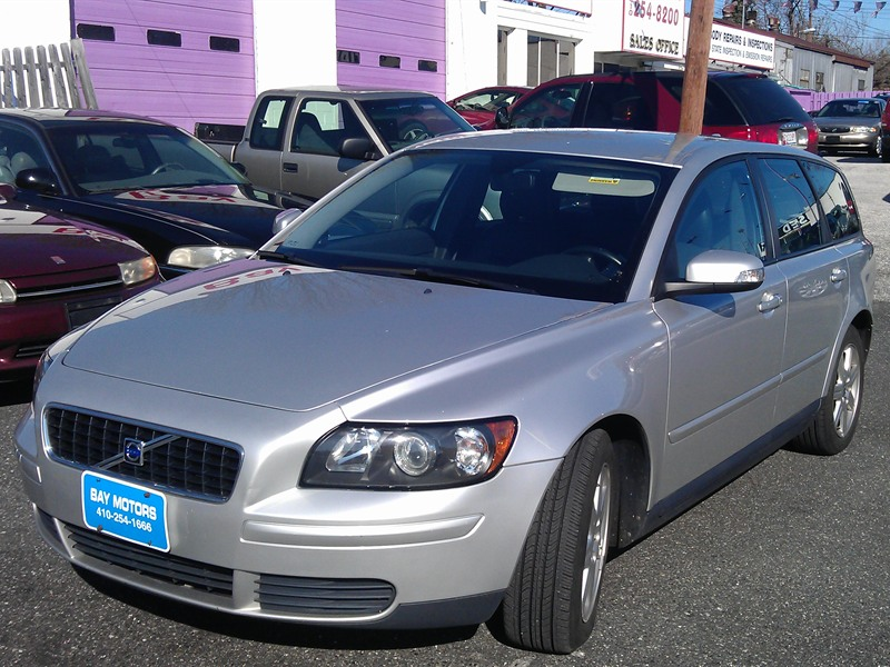 volvo v50 2 4 2007 for sale by owner in baltimore md 21206. Black Bedroom Furniture Sets. Home Design Ideas