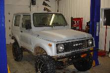 1987 Suzuki Samurai JX for sale by owner in Mankato