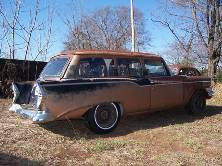 1957 Studebaker Parkview for sale by owner in Tulsa