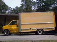 2000 GMC Box Truck for sale by owner in Calhoun