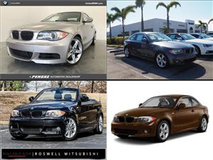 Used BMW 1-Seriess for sale