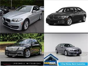 Used BMW 5-Seriess for sale