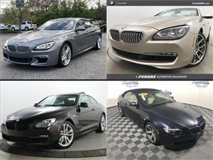 Used BMW 6-Seriess for sale