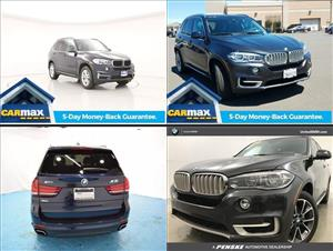 Used BMW X5s for sale