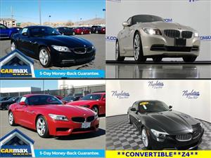 Used BMW Z4s for sale