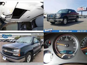 Used Chevrolet Avalanches for sale