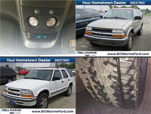 Used Chevrolet Blazers for sale