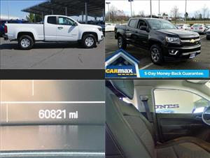 Used Chevrolet Colorados for sale