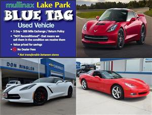 Used Chevrolet Corvettes for sale
