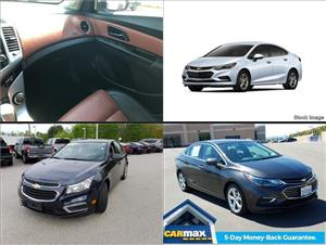 Used Chevrolet Cruzes for sale