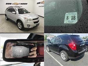 Used Chevrolet Equinoxs for sale
