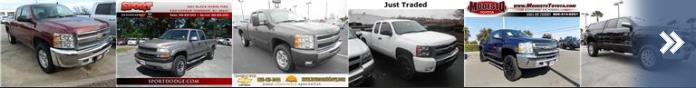 Used Chevrolet Silverados for sale
