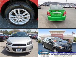Used Chevrolet Sonics for sale