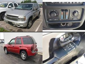 Used Chevrolet Trailblazers for sale