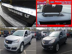Used Chevrolet Traverses for sale