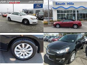 Used Chrysler 200 Convertibles for sale