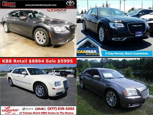 Used Chrysler 300s for sale