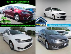 Used Chrysler Pacificas for sale