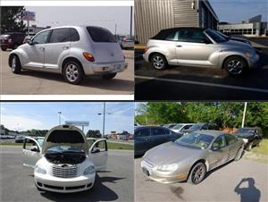 Used Chrysler PT Cruisers for sale
