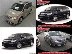 Used Chrysler Town and Countrys for sale