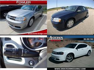 Used Dodge Avengers for sale