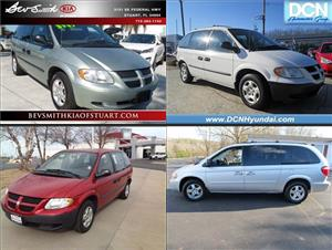 Used Dodge Caravans for sale