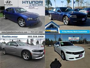 Used Dodge Chargers for sale