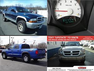 Used Dodge Dakotas for sale