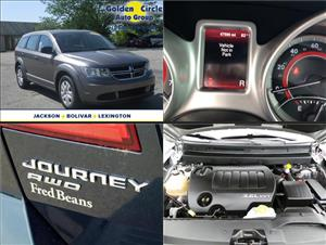 Used Dodge Journeys for sale